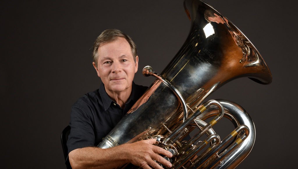 The tale of a tuba player: After 53 years of playing as a ...